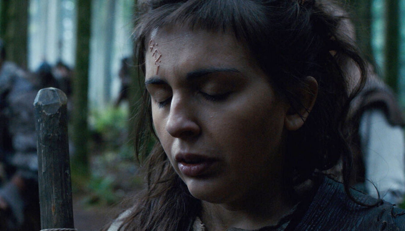 Photo of Bree Klauser from 'See'.